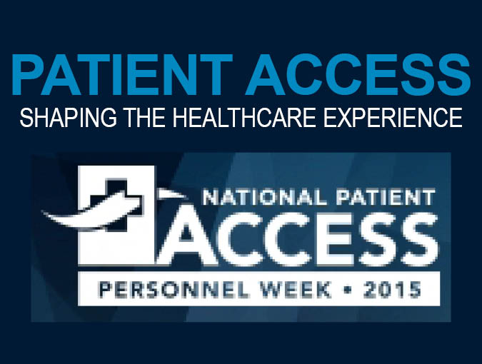 It's National Patient Access Personnel Week! | Coliseum Health ...