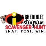 Incredible Instagram Scavenger Hunt EXTENDED to5/29!