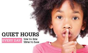 Quiet Hours poster_legal size