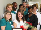 August Employees of theMonth!