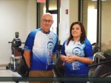 Lance Updates – Lance visits Pulmonary Rehab!