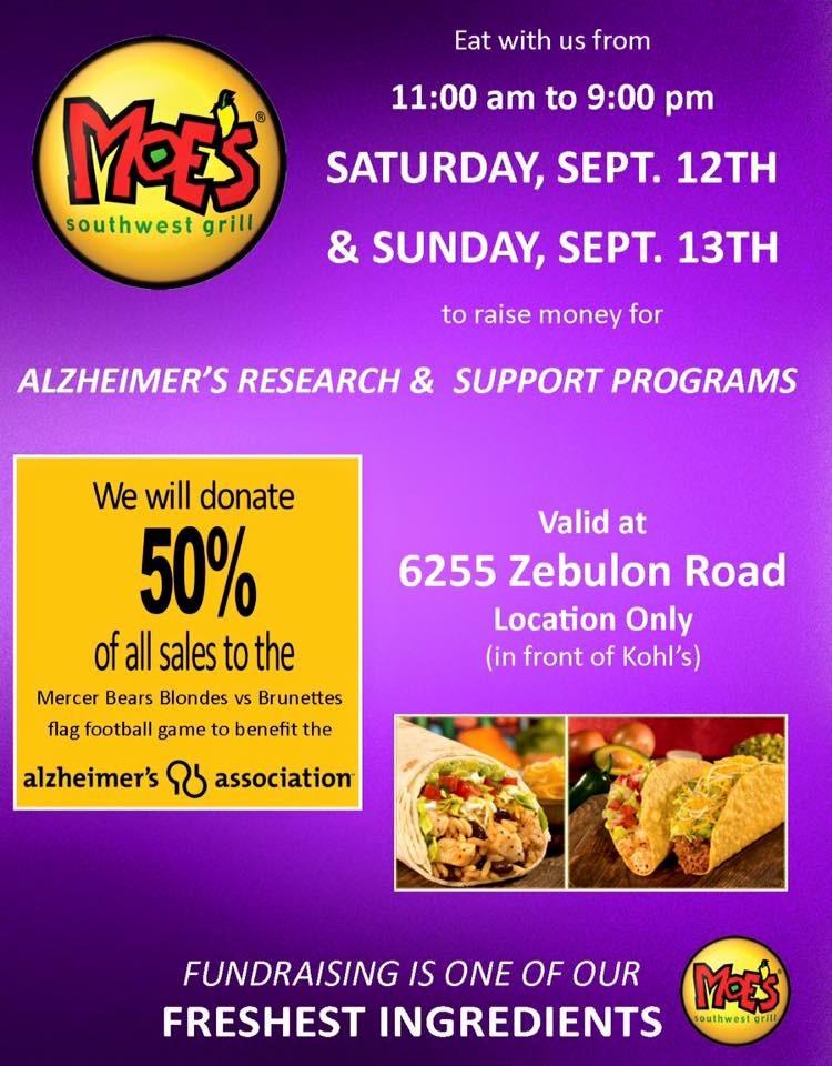 Moes_Alzheimers fundraiser