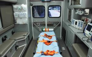 EMT interior