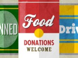 Canned Food Drive & Salvation Army Angel Tree