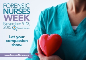 Forensic Nurse-Week