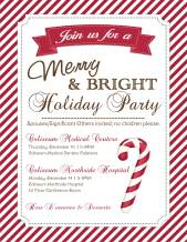 CHS Holiday Party invite