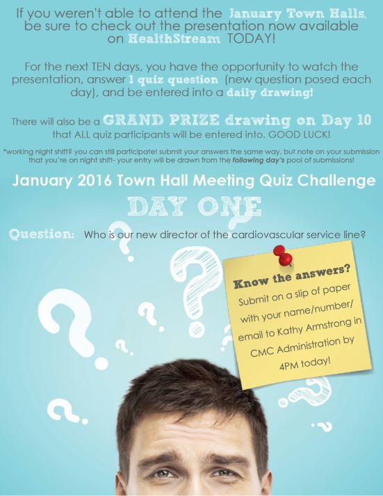 Town Hall Quiz_day 1