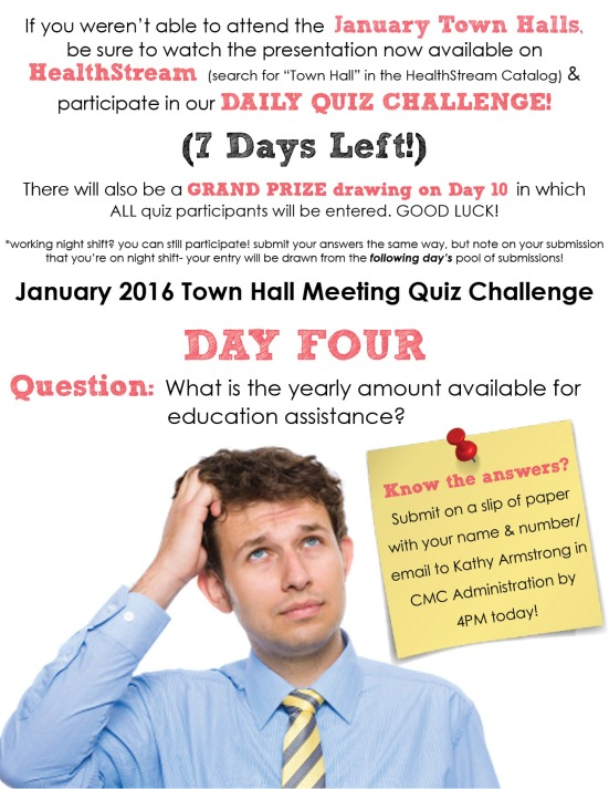 Town Hall Quiz_day 4
