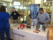Steve at Mercer Health Fair_3