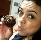 Chewbacca cupcake