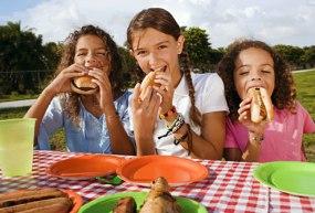 kid picnic