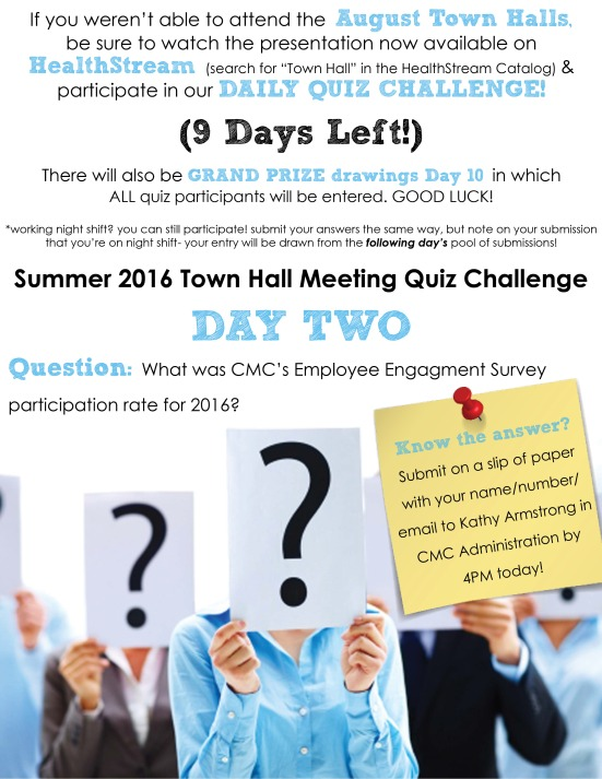 Town Hall Quiz_day 2