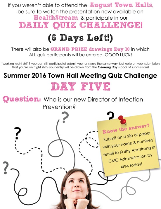 Town Hall Quiz_day 5