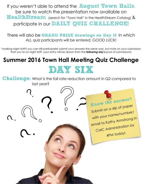 Town Hall Quiz_day 6