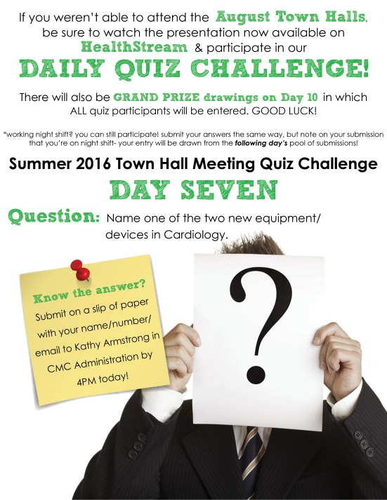 Town Hall Quiz_day 7