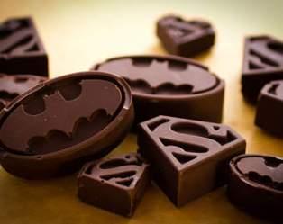 batman chocolate