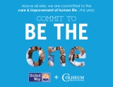 United Way Giving 2017: Be the ONE.