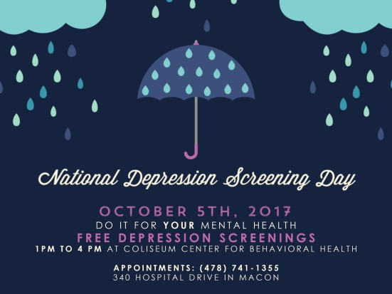 Depression screening