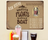 Ask Steve…Whatever FLOATS YourBoat!