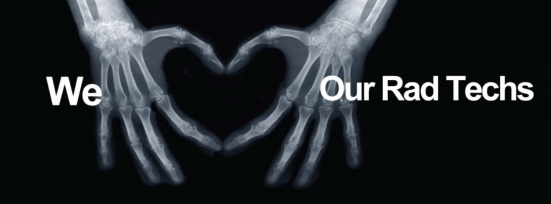 Radiology_We heart our rad techs