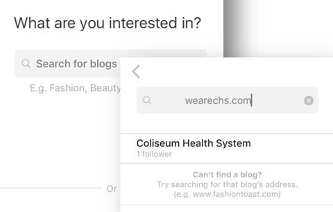 BlogLovin screenshot 3