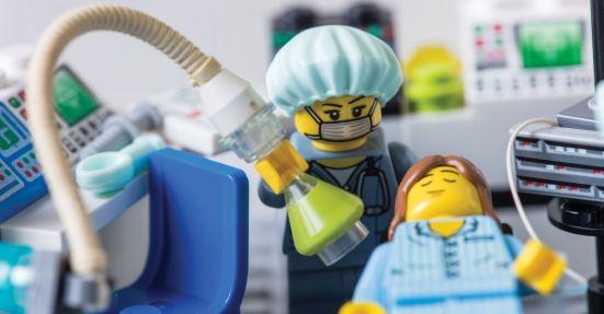 ERAS lego surgery