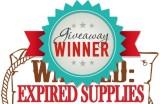 CMC Expired Supply Round-upWINNER!