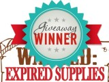 CMC Expired Supply Round-up WINNER!