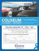 Car, Truck, Motorcycle Show + Prostate and HerniaScreening