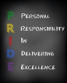 pride in work