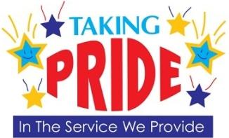 Taking Pride