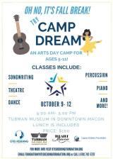 Camp Dream: October9-12