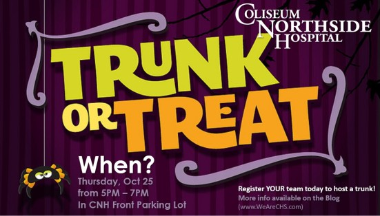 CNH Trunk or Treat 2018
